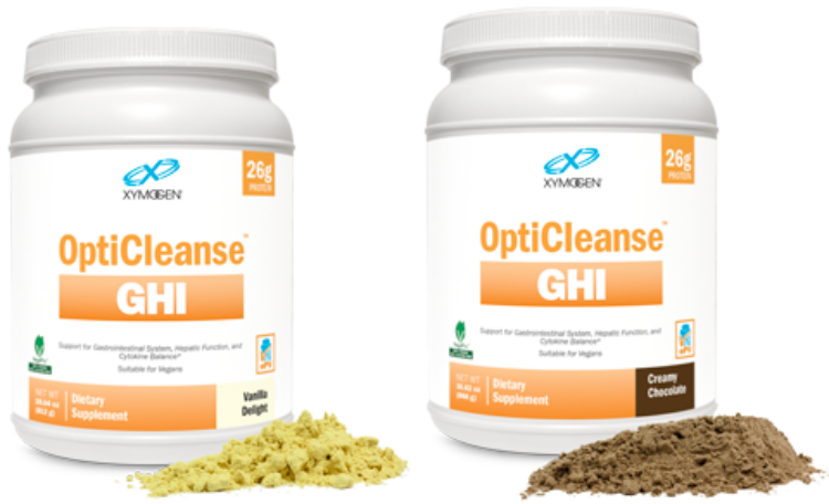OptiCleanse protein powder to assist in weight loss and liver detox; sold in Dr. Pacholec's St Petersburg, FL and Lutz, FL locations